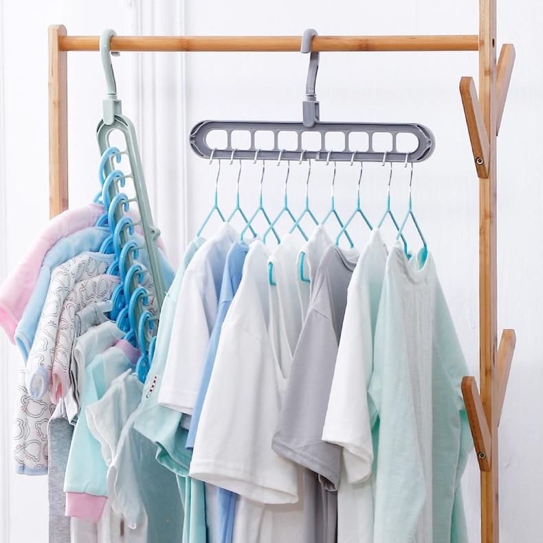 Pastel Color Hangers 1/2 Pcs Set