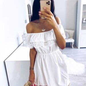 Dámské letní šaty s krajkou Alisa ŽENY