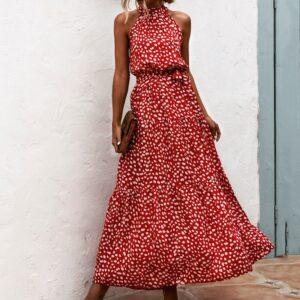 Elegantní dlouhé plážové šaty 2020 ve více variantách ŽENY
