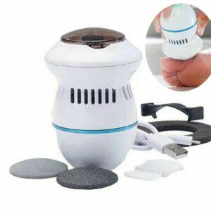 Domácí pedikúra Pedi Vac – elektrický odstraňovač ztvrdlé kůže Zdraví a Krása