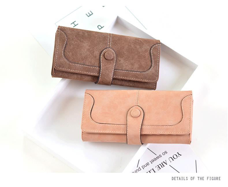 Elegantní dámská peněženka - více variant