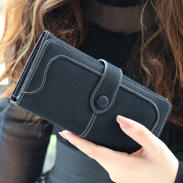 Elegantní dámská peněženka Lady – více variant Kabelky 6