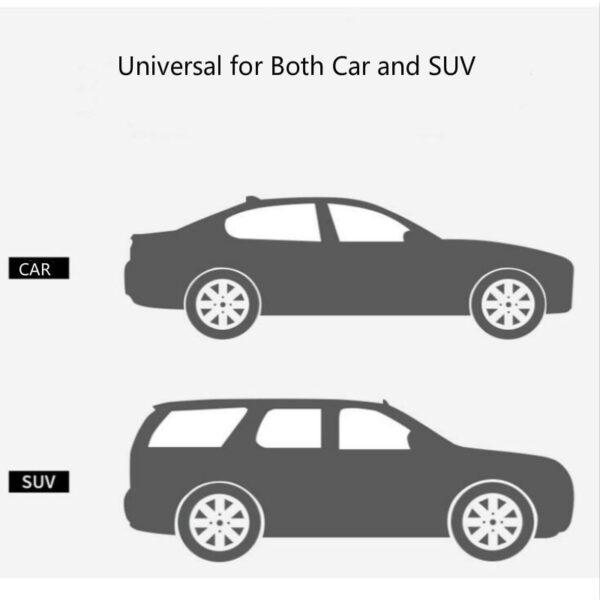 Magnetická clona na auto proti mrazu a slunci AUTO/MOTO 5