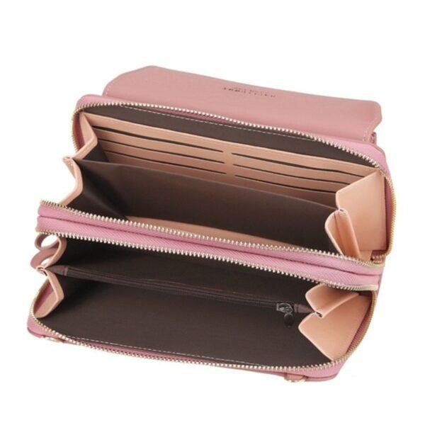 Elegantní  Mini  kabelka  BRITNEY Kabelky 11