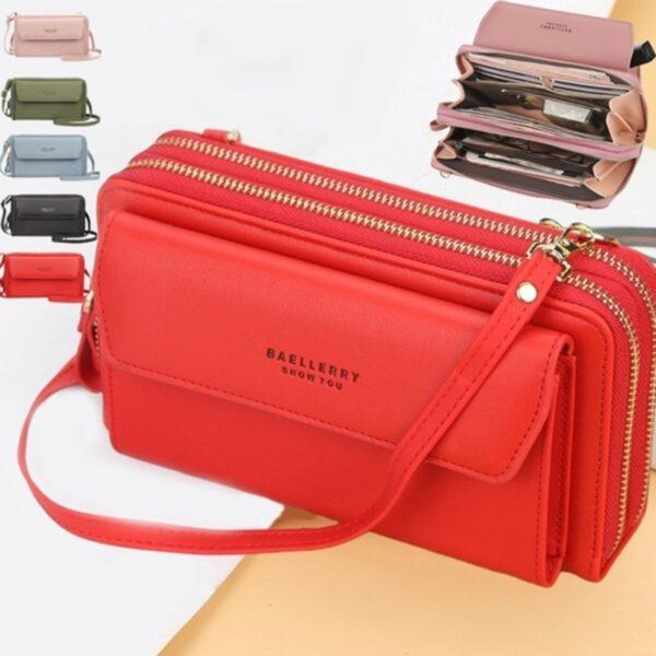 Elegantní  Mini  kabelka  BRITNEY Kabelky 4