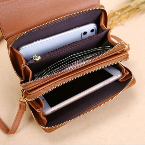 Elegantní  Mini  kabelka  BRITNEY Kabelky 17