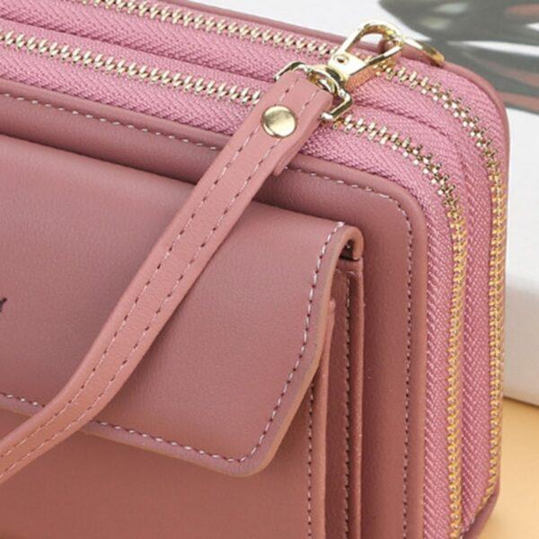 Elegantní  Mini  kabelka  BRITNEY Kabelky 10