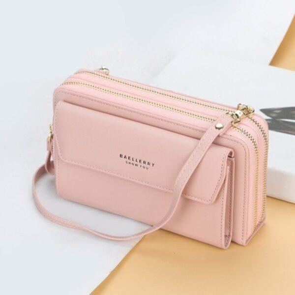 Elegantní  Mini  kabelka  BRITNEY Kabelky 16