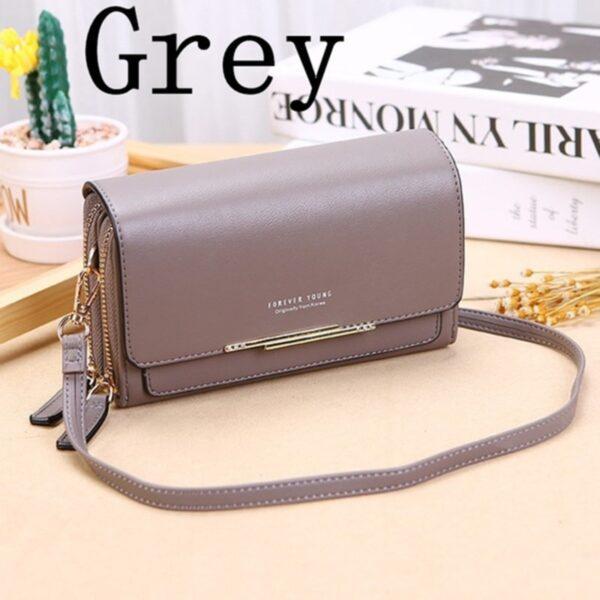 Elegantní  Mini  kabelka  BRITNEY Kabelky 7