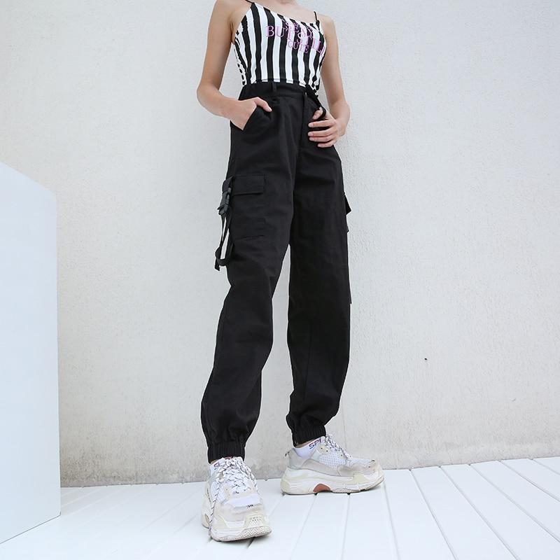 Dámské cargo kalhoty ŽENY 5