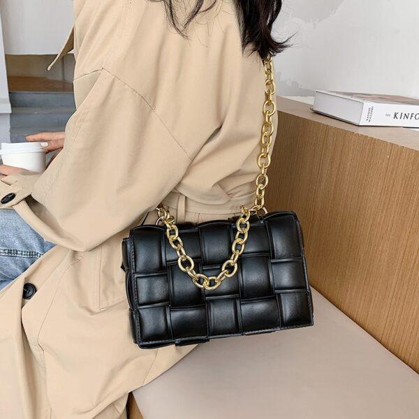 Módní dámská kabelka CHANGELEEDO Kabelky 5