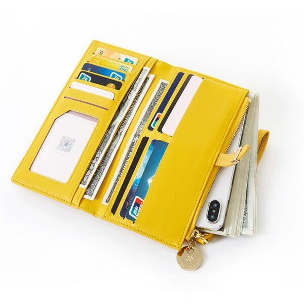 Elegantní peněženka Hannah Kabelky 2