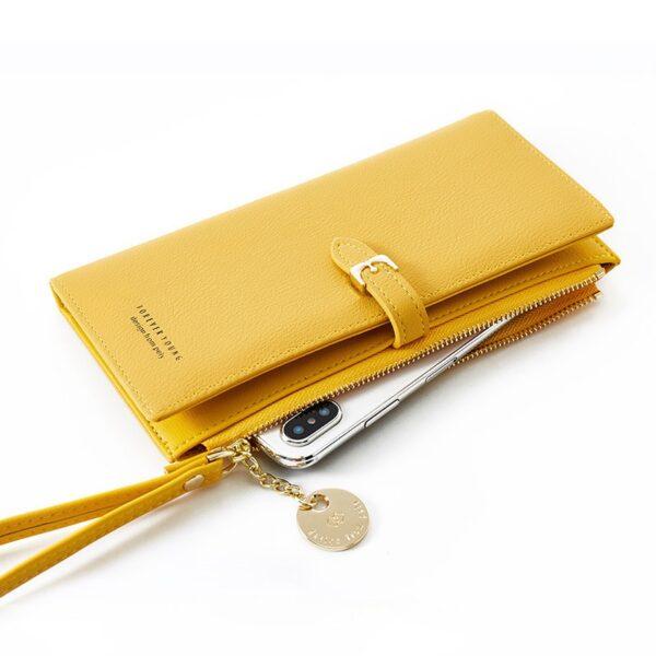 Elegantní peněženka Hannah Kabelky 3