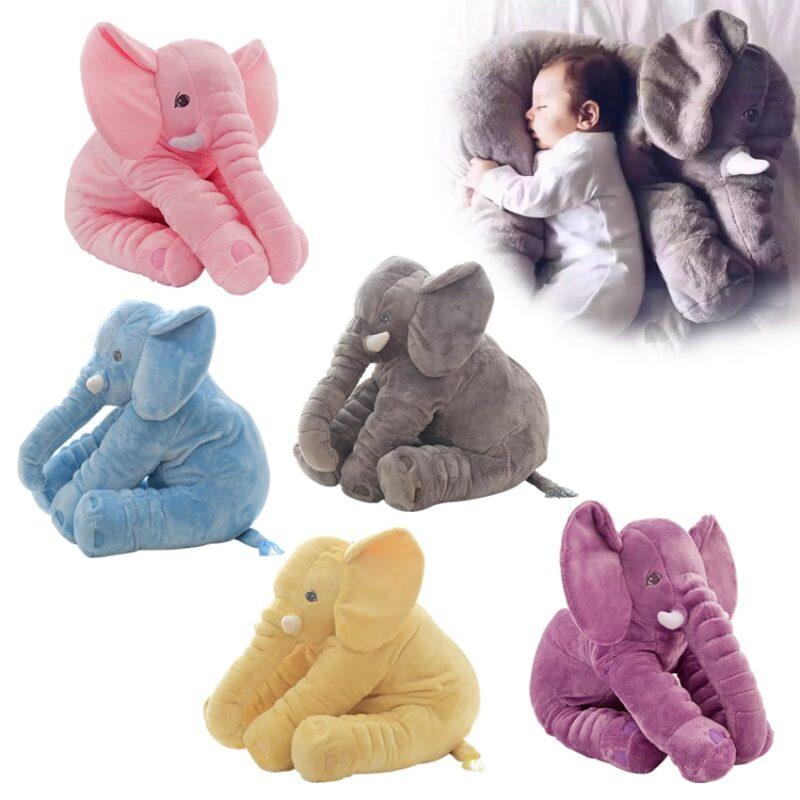 Plyšové zvířátko slon Bimbo DĚTÍ 7