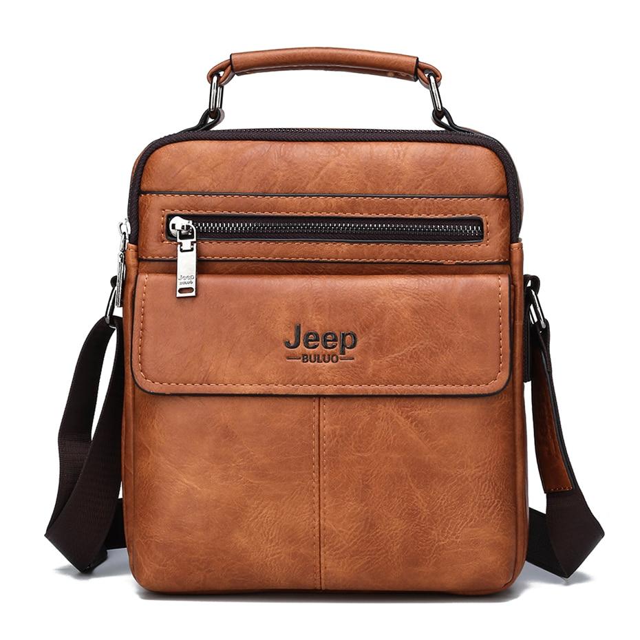 Elegantní pánská taška přes rameno Jeep