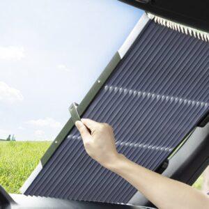 Clona do auta proti slunci DEFOE AUTO/MOTO