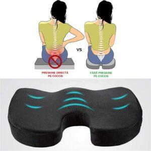 Ortopedický polštář na sezení Zdraví a Krása