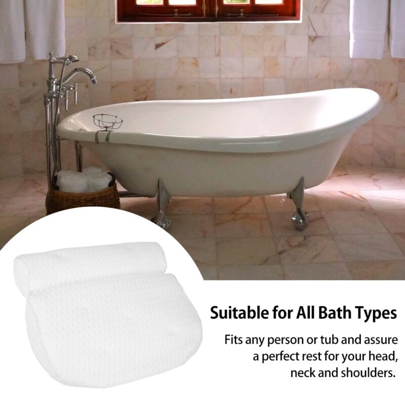 Prémiový polštář do koupele Domácnost a zahrada 2