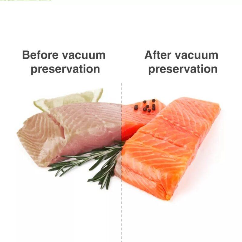 Praktický stroj na vakuování potravin do kuchyně Domácnost a zahrada 3