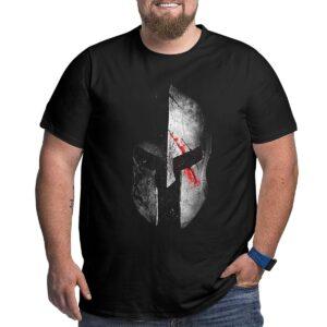 tričko pánské Pentagon Spartan Helmet černé MUŽÍ