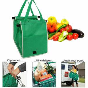 5 ks  Chytrá nákupní taška Domácnost a zahrada
