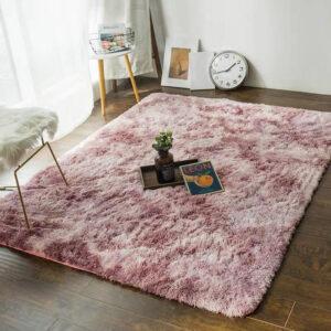Měkký stylový koberec Domácnost a zahrada