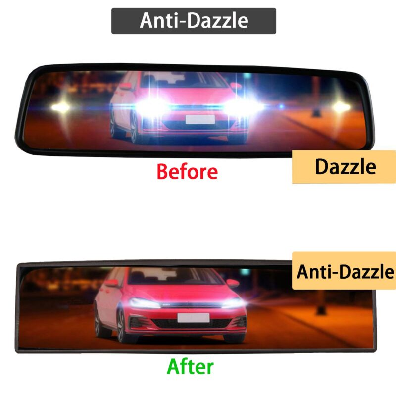 Širokoúhlé zrcadlo PANORAMIC AUTO/MOTO 4