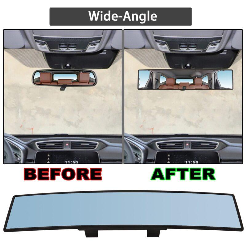 Širokoúhlé zrcadlo PANORAMIC AUTO/MOTO 5