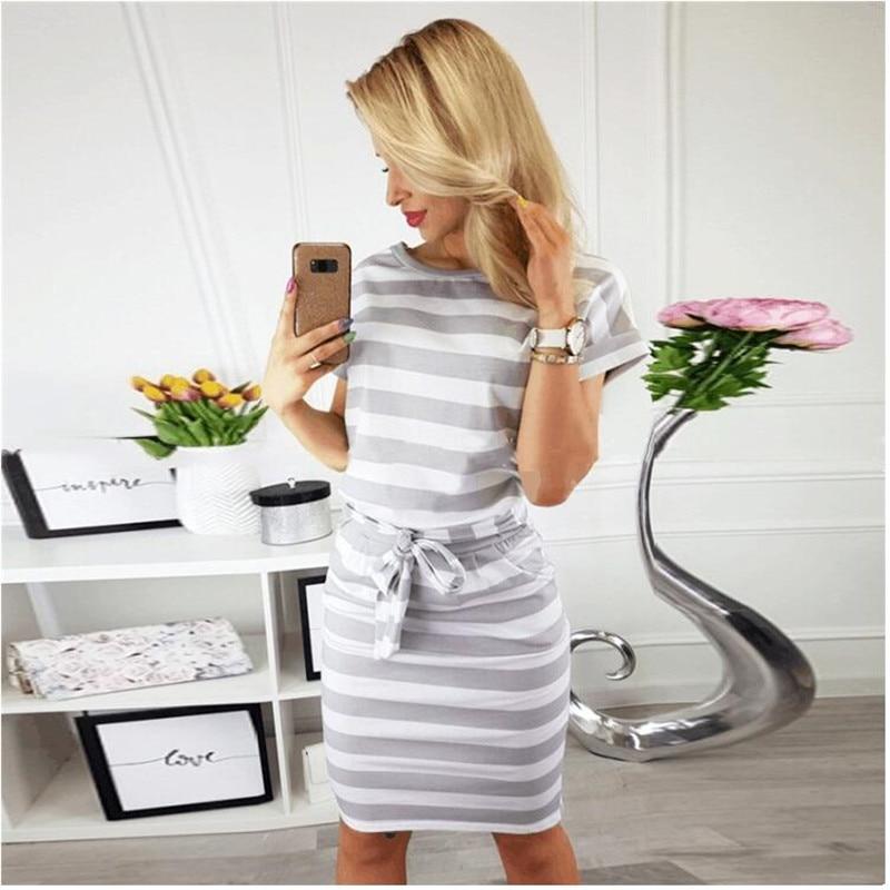 Dámské šaty s kapsami  Layla ŽENY 6
