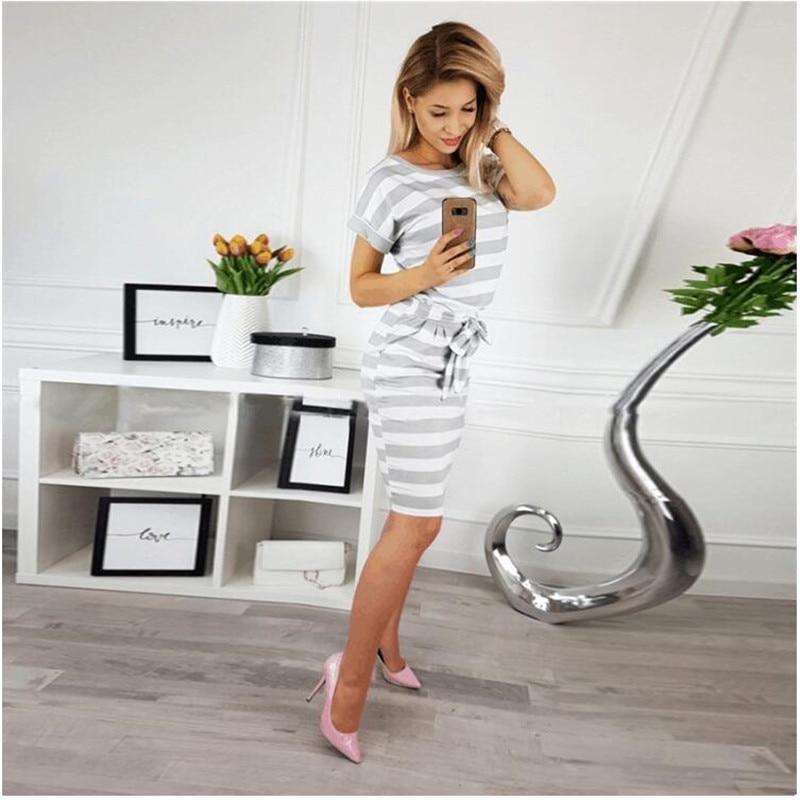 Dámské šaty s kapsami  Layla