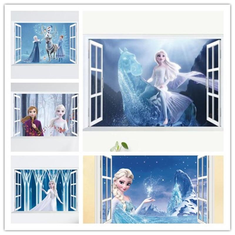 Samolepka na zeď Frozen Domácnost a zahrada 2