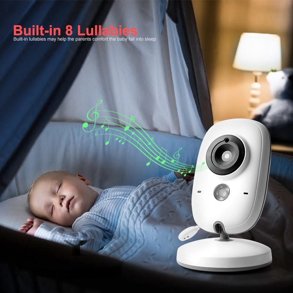 Dětská elektronická chůva NannyCam H32