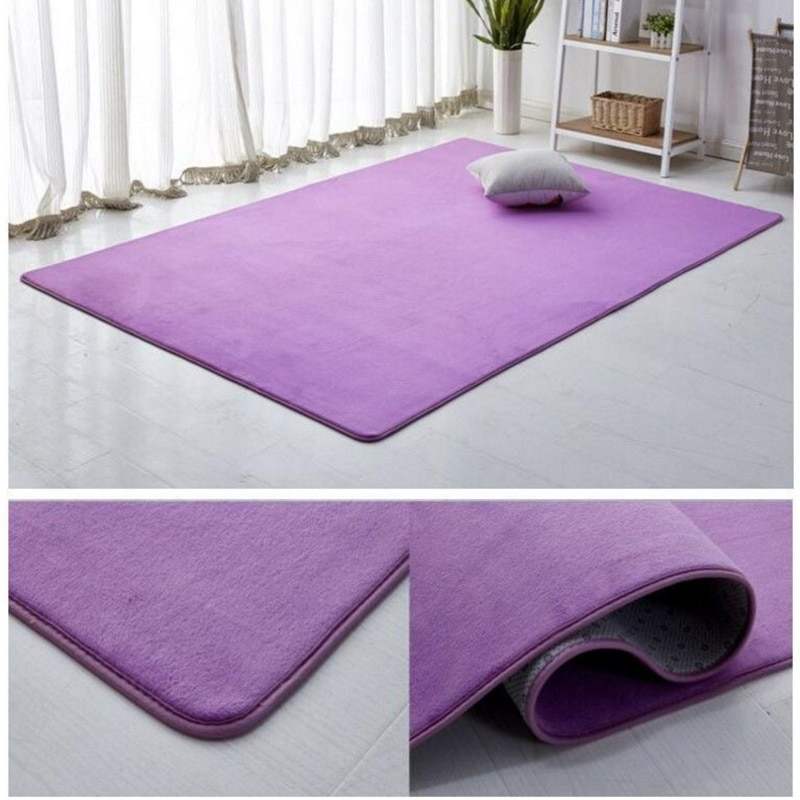Jednoduchý příjemný koberec Domácnost a zahrada 6