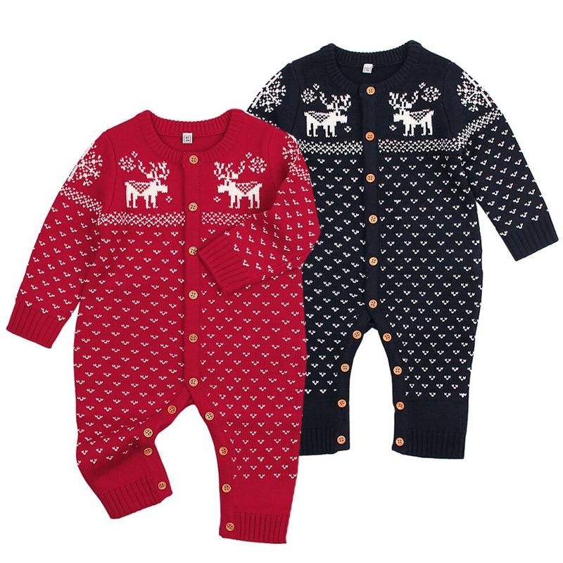 Vánoční teplé dupačky pro děti DĚTÍ