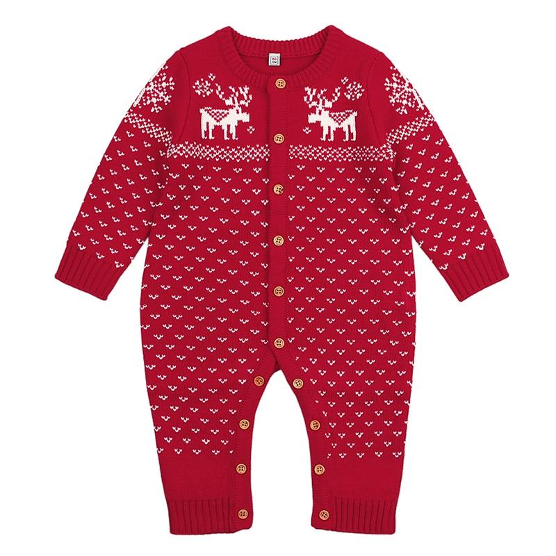 Vánoční teplé dupačky pro děti DĚTÍ 5