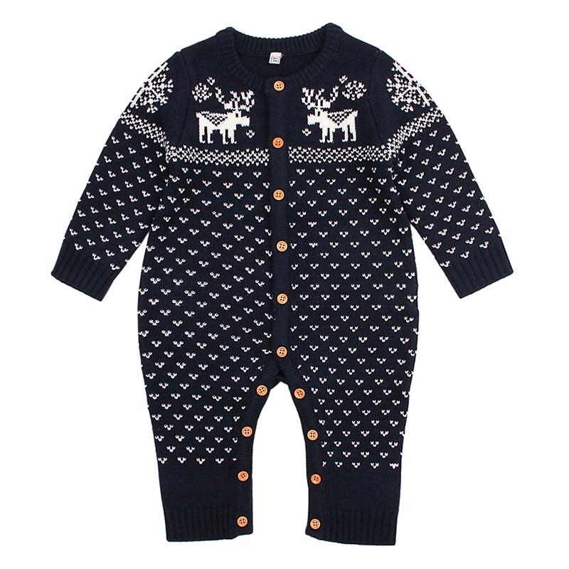 Vánoční teplé dupačky pro děti DĚTÍ 3