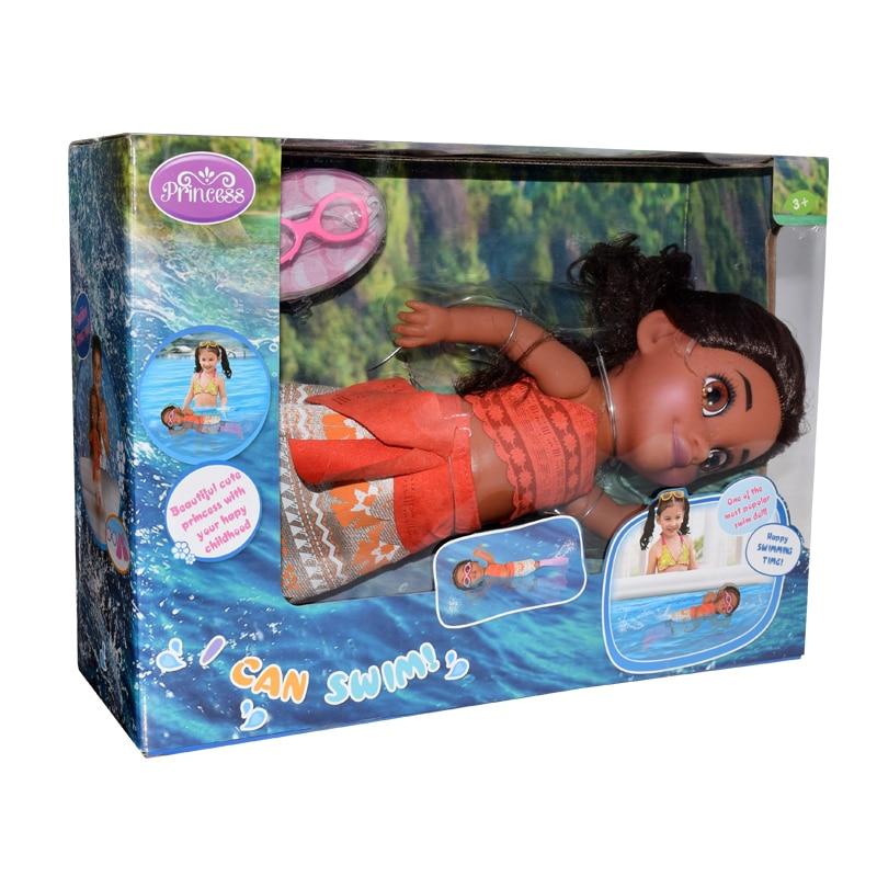 Voděodolná panenka na plavání BUDDYSWIM DĚTÍ 7
